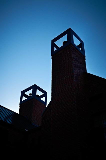 美式风格一层别墅低调奢华露台阳光房装修效果图