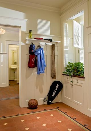 欧式风格家具三层别墅及大方简洁客厅客厅玄关隔断装修图片