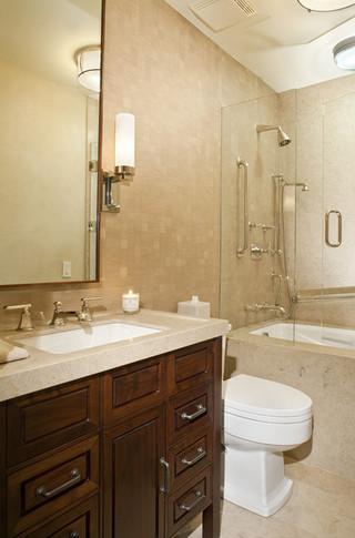 欧式风格卧室酒店公寓舒适暖色调效果图