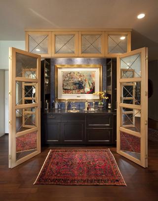 美式乡村风格卧室三层别墅豪华厨房公司门厅装修效果图
