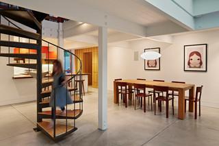 宜家风格客厅三层别墅及大气别墅楼梯设计图装修效果图
