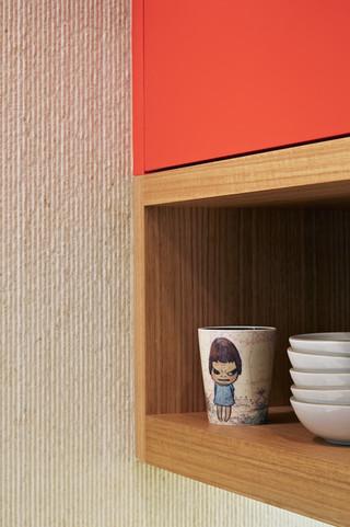 宜家风格客厅2013别墅及大气收纳柜效果图