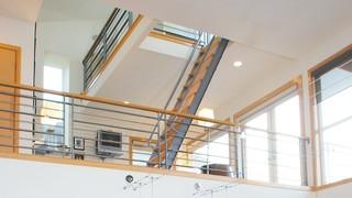 美式风格卧室3层别墅浪漫婚房布置室内楼梯设计图装修效果图
