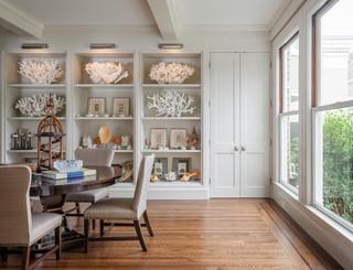 欧式风格家具300平别墅客厅简洁中式餐厅装修效果图