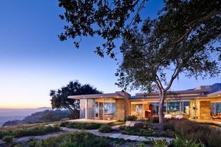 美式风格卧室2层别墅欧式豪华屋顶花园装潢