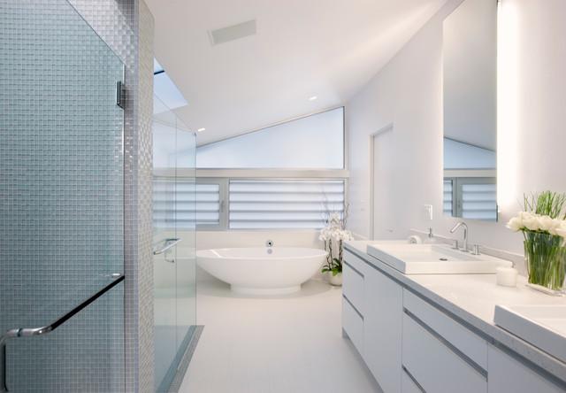 式风格三层独栋别墅别墅豪华3平方卫生间设计图纸-您正在访问第4页