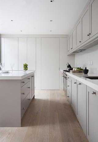 房间欧式风格2层别墅简洁整体厨房设计图装潢