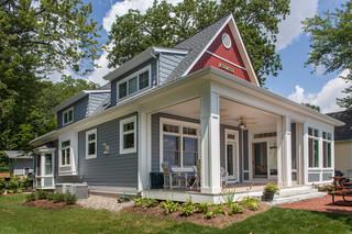 美式风格卧室200平米别墅简单温馨入户花园鞋柜效果图