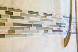 美式风格卧室一层别墅及简单温馨大理石背景墙设计图纸
