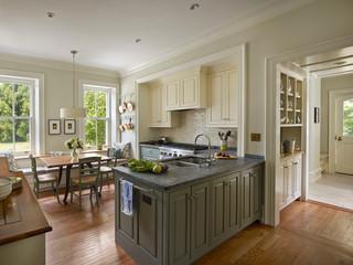 混搭风格客厅300平别墅舒适2014整体厨房装修效果图