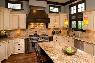 现代美式风格2013别墅及别墅豪华2014整体厨房设计图