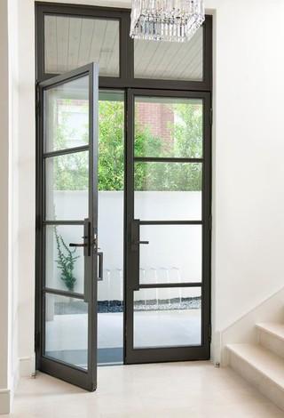 房间欧式风格2014年别墅简洁卧室客厅门厅装修