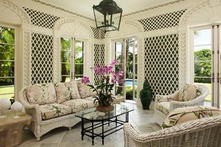 地中海风格室内2013年别墅小清新白色室内效果图