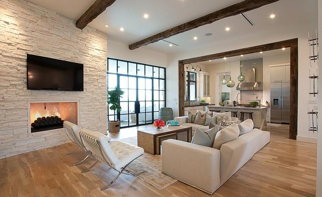 欧式风格卧室2013别墅及时尚家居砖砌真火壁炉设计图图片