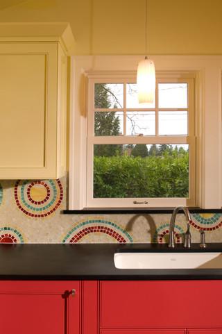 宜家风格客厅三层双拼别墅可爱卧室室内窗户效果图