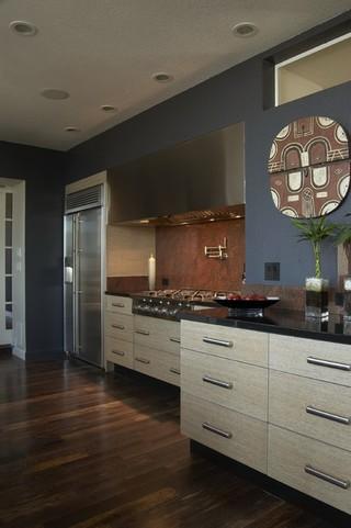 房间欧式风格三层别墅稳重整体厨房吊顶设计图