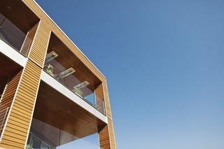 美式风格客厅2013别墅艺术封闭阳台装修效果图