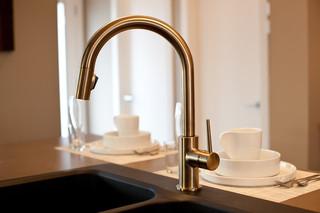 新古典风格客厅300平别墅欧式豪华洗手台效果图