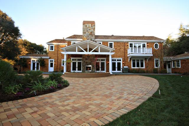 现代美式风格2014年别墅欧式豪华效果图