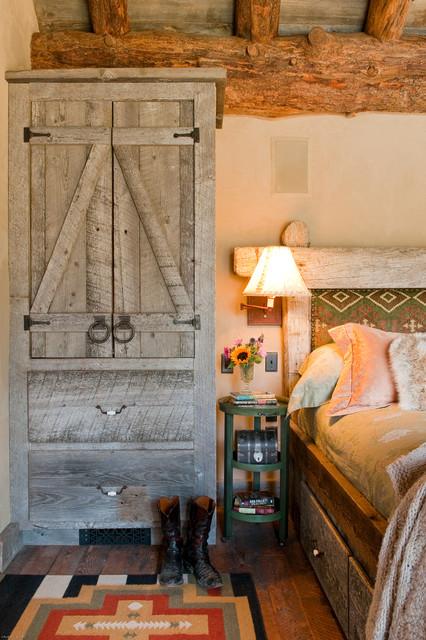 美式乡村风格客厅3层别墅舒适2014卧室设计