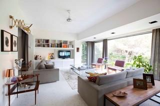 欧式风格家具公寓温馨卧室2013客厅效果图