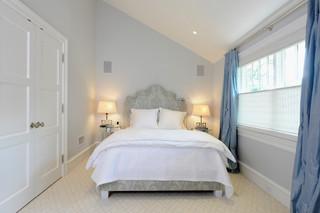 欧式风格家具200平米别墅客厅简洁斜顶阁楼装修效果图