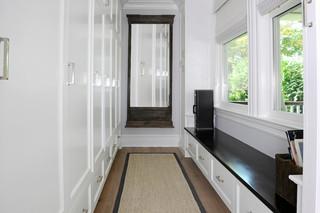 房间欧式风格一层半小别墅时尚家居房屋过道效果图