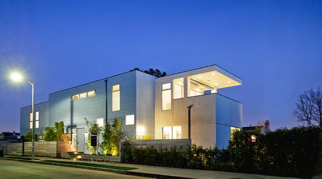 现代欧式风格欧式别墅装修设计