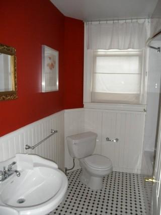 现代简约风格卫生间2013别墅及白色室内装修图片