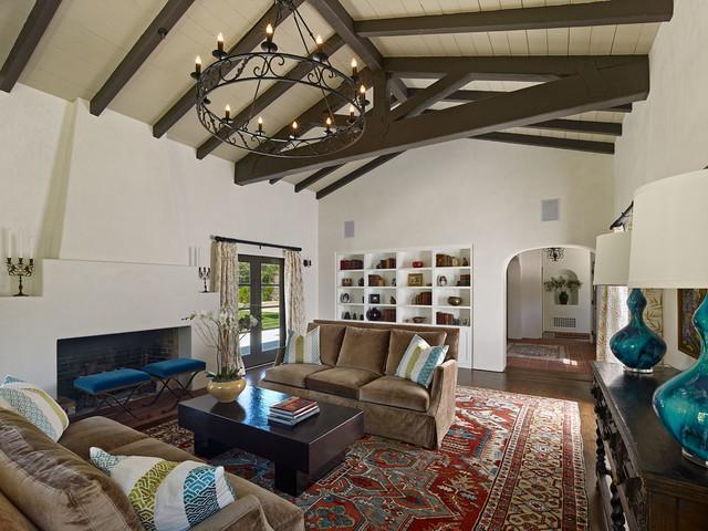 地中海风格家具2014年别墅浪漫卧室装修效果图
