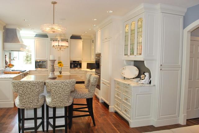 新古典风格卧室200平米别墅另类卧室装修效果图
