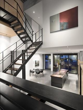 现代简约风格卧室2013别墅及大方简洁客厅简约客厅效果图
