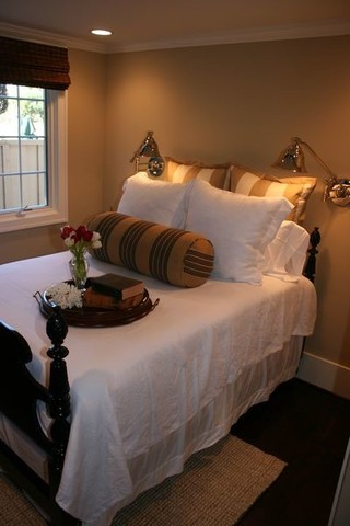 北欧风格卧室三层小别墅温馨装饰2012最新卧室效果图