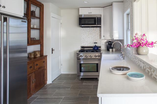 北欧风格2013别墅及豪华室内开放式厨房效果图
