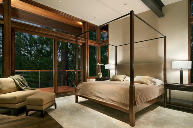 新古典风格卧室2013年别墅低调奢华12平米卧室改造