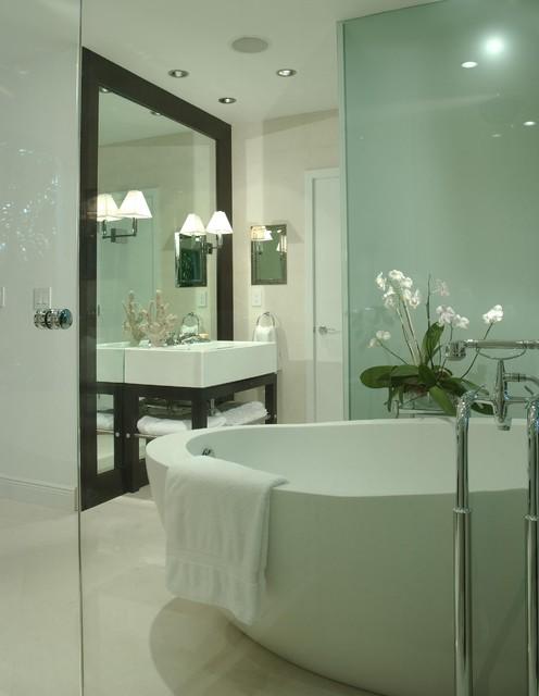 北欧风格卧室三层别墅及小清新整体卫浴装修
