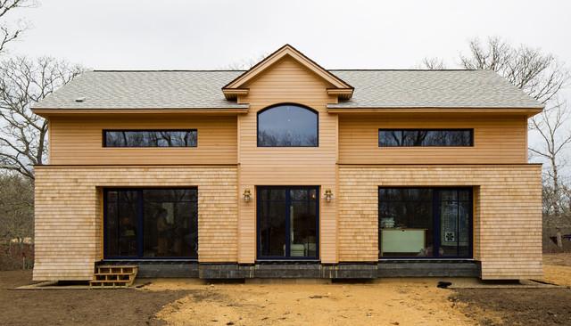 新古典风格一层别墅及稳重效果图