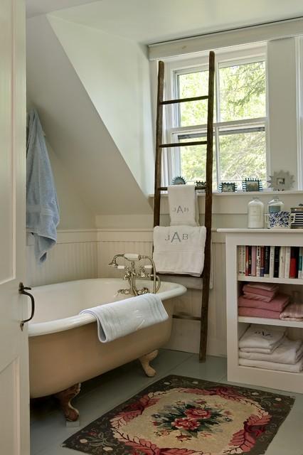 欧式风格卧室一层别墅舒适整体卫浴设计图纸