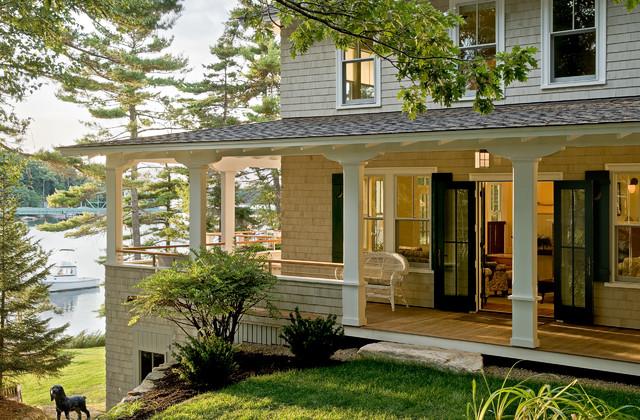 欧式风格一层半别墅奢华设计图图片