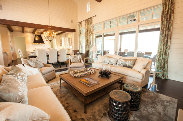 美式风格客厅2013别墅及新古典卫生间2013简约客厅效果图