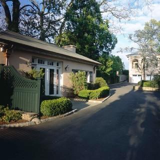 欧式风格卧室300平别墅简单温馨工作区装修图片