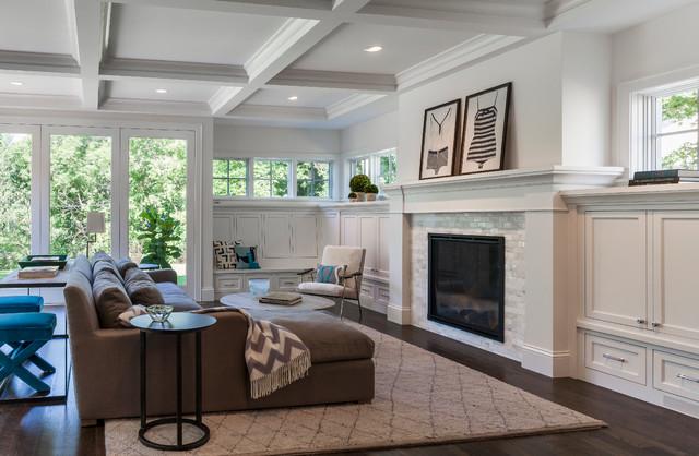 欧式风格卧室三层双拼别墅小清新欧式客厅电视背景墙图片