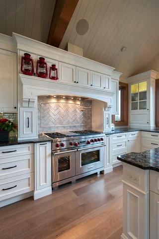 美式风格客厅2014年别墅卧室温馨2012家装厨房效果图