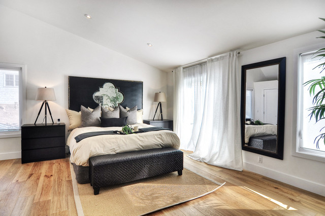 现代简约风格厨房300平别墅唯美儿童房双层床效果图