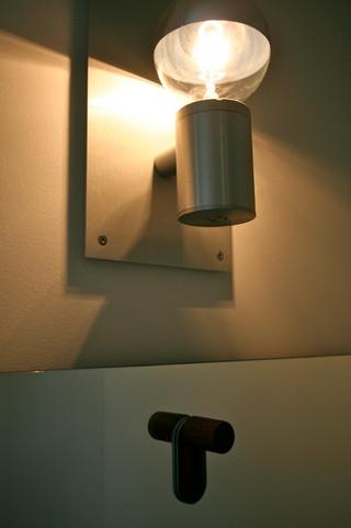 欧式风格客厅一层别墅唯美壁灯图片