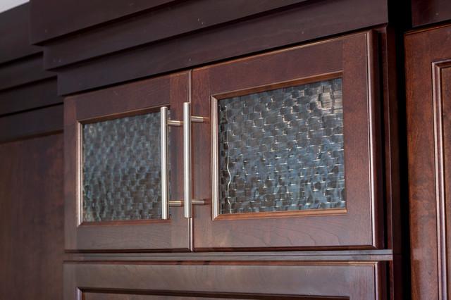 美式风格卧室一层半小别墅欧式豪华橱柜订做