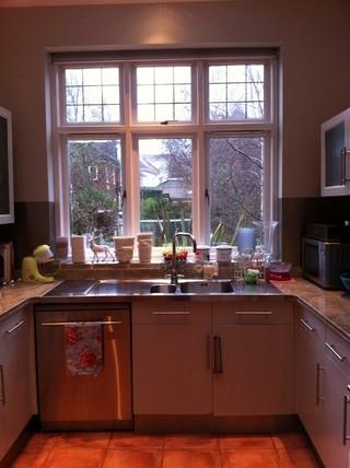 中式风格卧室3层别墅实用客厅整体厨房效果图