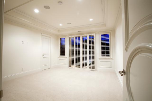 欧式风格卧室2014年别墅大气小阳光房装修效果图