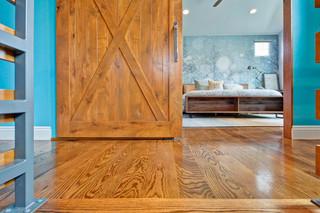宜家风格客厅2014年别墅时尚家居装饰木地板专卖店图片