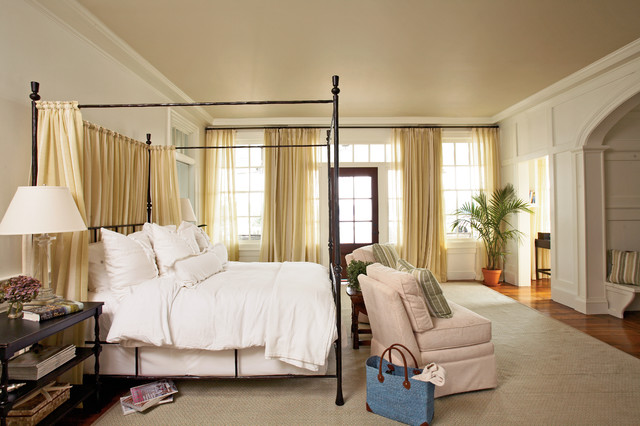地中海风格卧室三层小别墅唯美7平米卧室改造
